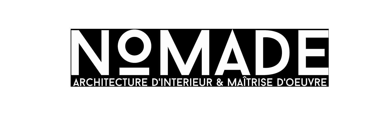 Logo Nomade architecte d'intérieur à Mulhouse